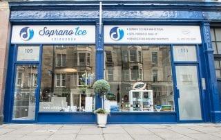 Soprano Ice Edinburgh