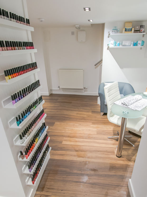 Custom CND Nail Treatments from Soprano Ice, Edinburgh