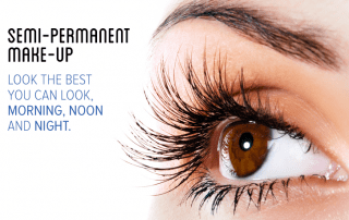 Semi-permanent Make-Up Treatment Edinburgh