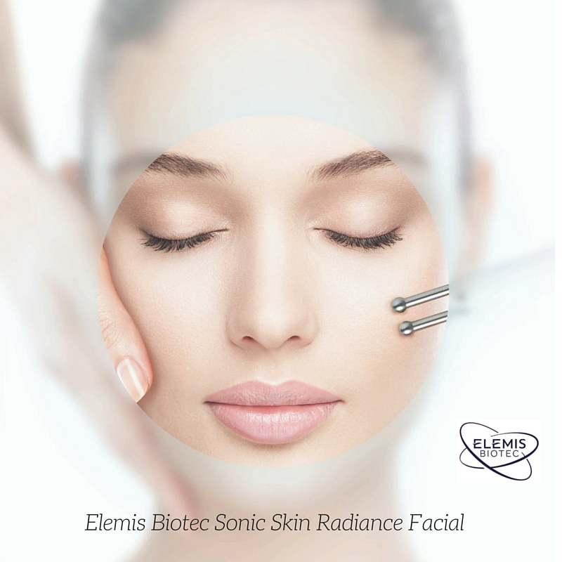 Elemis Biotec Sonic Skin Radiance Facial