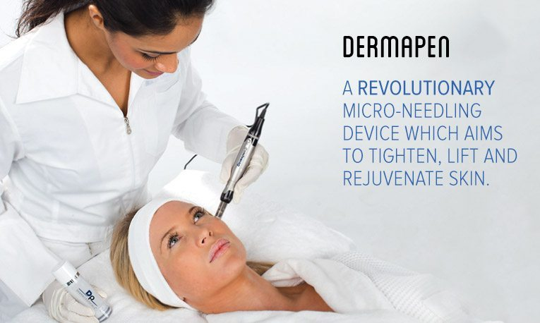 Dermapen DPM8 treatment