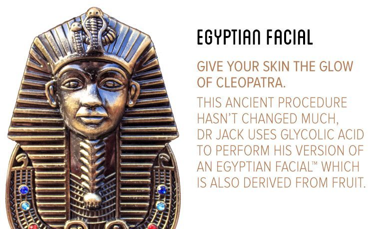 Egyptian Facial Treatment