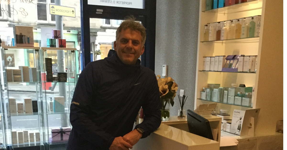 Interview With Darren Jackson, Former Scottish International Footballer