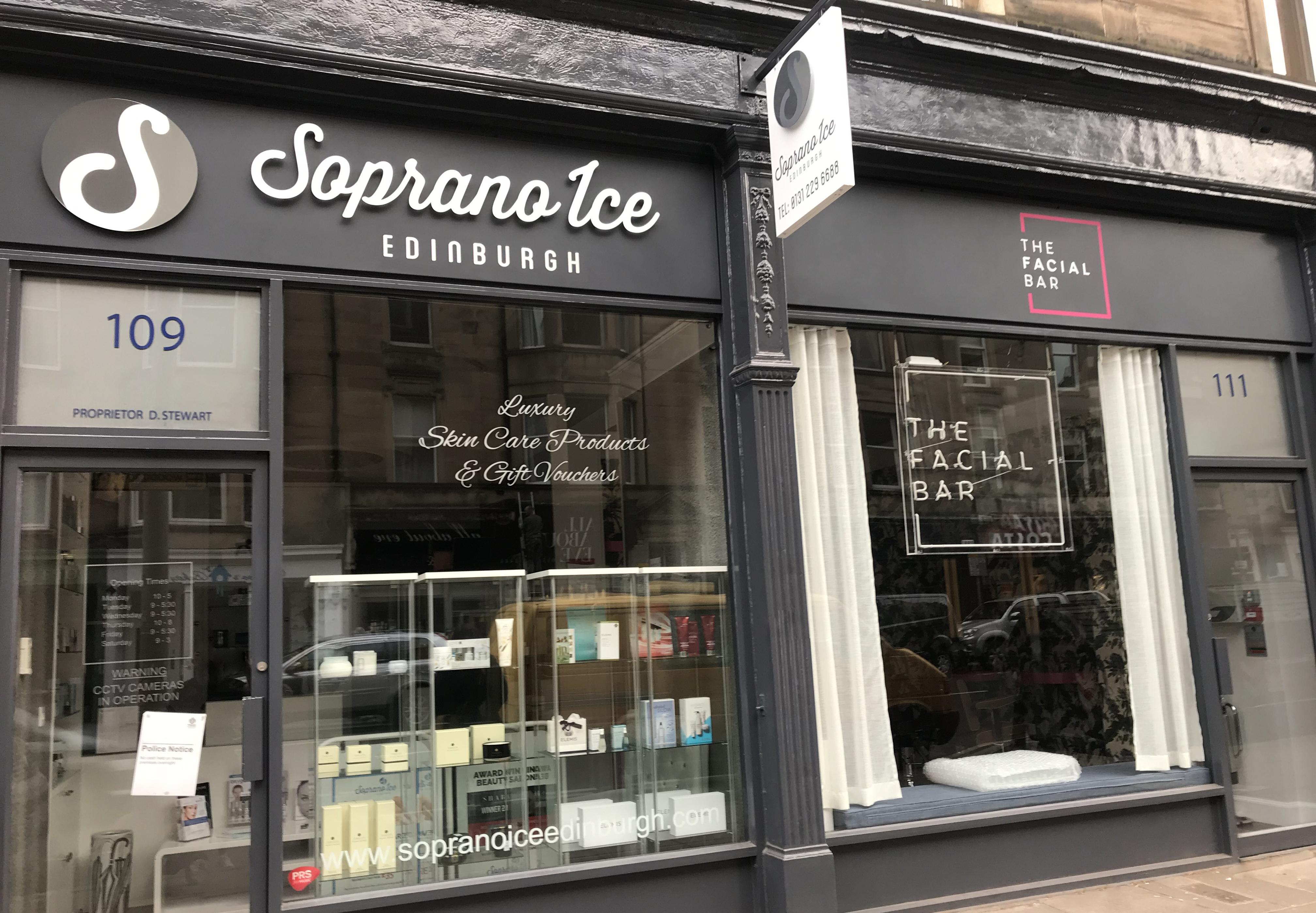 Soprano Ice
