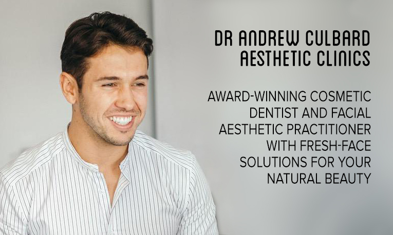 Dr Culbard Aesthetic Practitioner