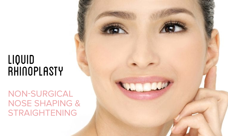 Liquid Rhinoplasty Procedure, Edinburgh