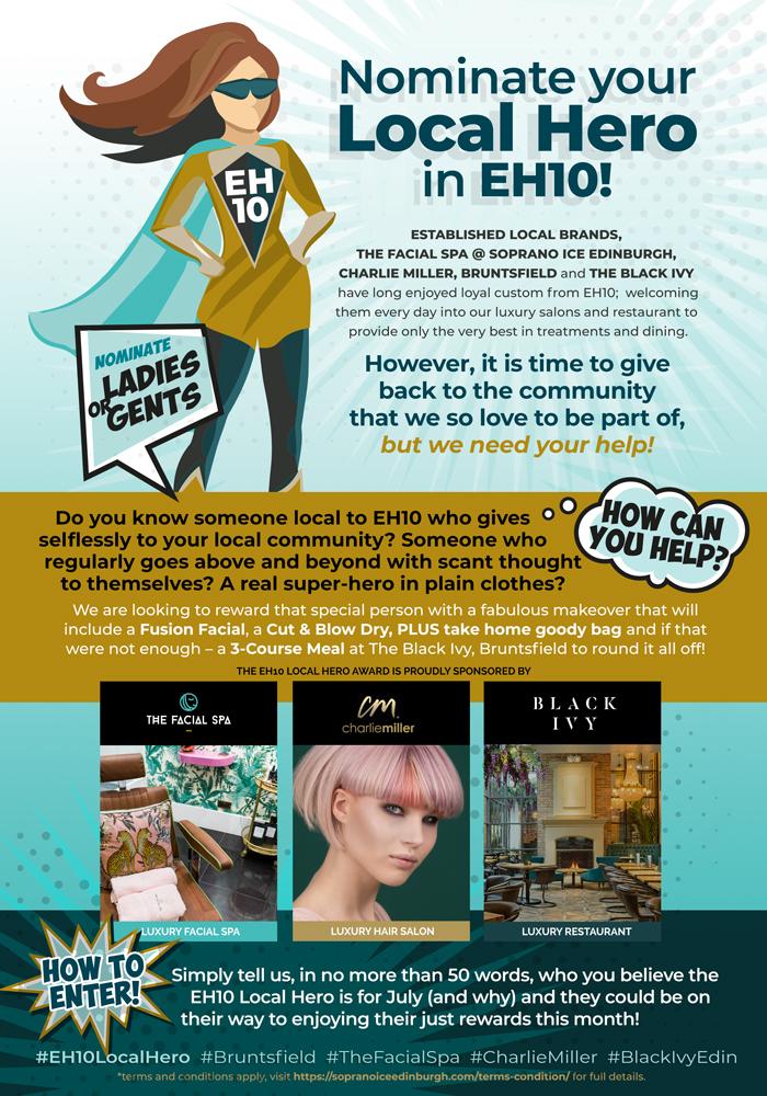 EH10 Local Hero Award