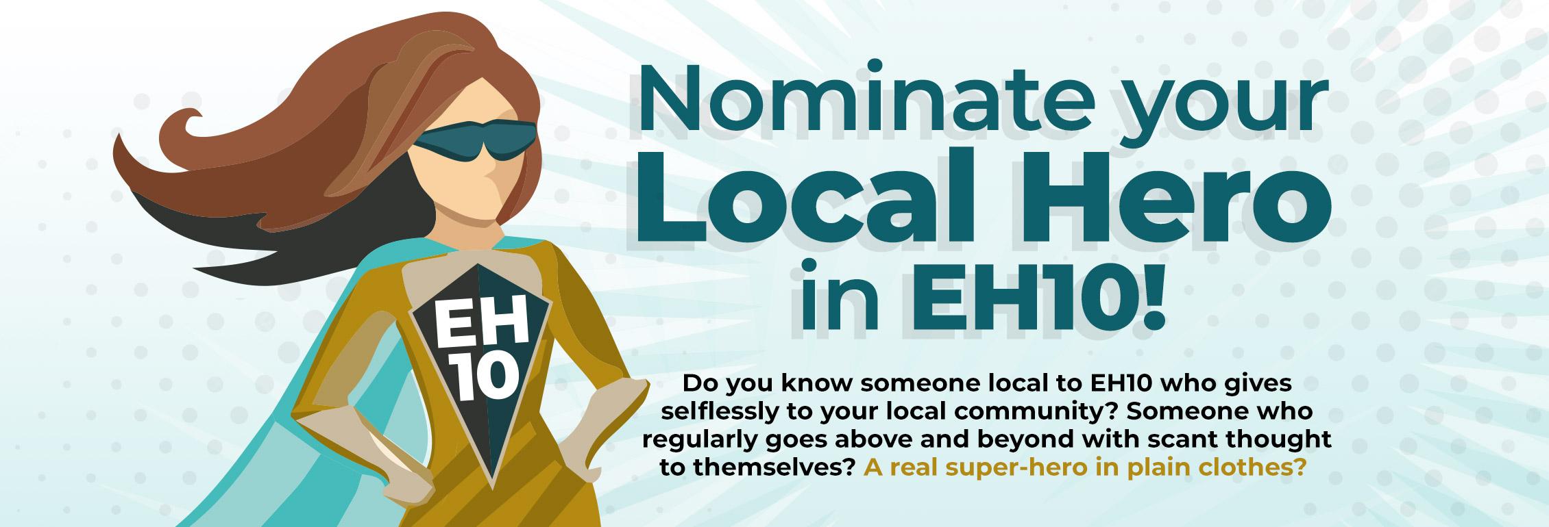 EH10 Local Hero